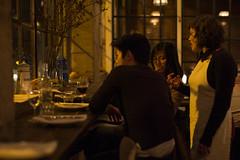 Sitka & Spruce, Seattle, Washington, USA (Plan R) Tags: restaurant evening customer waiter sitka spruce seattle melrose market leica m 240 noctilux 50mm