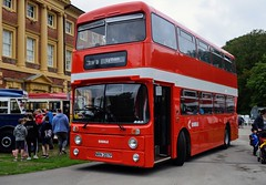 1397 NRN397P (PD3.) Tags: 1397 nrn397p nrn 397p leyland atlantean park royal ribble rvpt vehicle preservation trust bus buses lytham hall st annes lancashire classic blackpool
