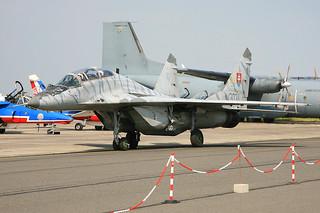 1303, Mikoyan-Gurewitsch MiG-29UB Slovak Air Force @ Cambrai LFQI