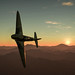 War Thunder / Flying At Dawn