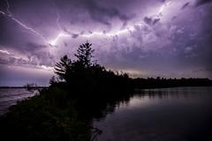 torn apart (eb78) Tags: mn minnesota tenmilelake storm thunderstorm lightning nightphotography longexposure