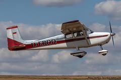 D-EROQ - Cessna 172 Skyhawk - Private (MikeSierraPhotography) Tags: air airport country deutschland edrv germany spotting town wershofen eifel flugplatzfest deroq cessna 172 skyhawk