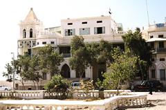 Mae'en Palace (Museum) (motohakone) Tags: jemen yemen arabia arabien dia slide digitalisiert digitized 1992 westasien westernasia ٱلْيَمَن alyaman kodachrome paperframe