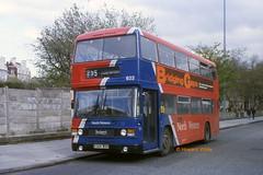 North Western 622 (B966 WRN) (SelmerOrSelnec) Tags: northwestern leyland olympian ecw b966wrn manchester piccadillybusstation ribble bus