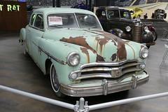 Dodge Coronet 1950 (roli_b) Tags: dodge coronet 1950 us usa car cars oldie oldtimer vintage auto coche american america rusty rostig display 2018 technik museum sinsheim