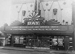 Bay City, MI State Theater (Bay Theater), no date (army.arch) Tags: baycity michigan mi theater cinema movietheater state bijou bay historic photograph downtown historicpreservation historicdistrict nrhp nationalregister nationalregisterofhistoricplaces