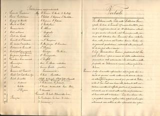Verbale del Comitato ricoveri notturni del 28 novembre 1902