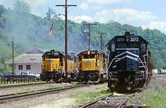 UP B30-7A 246 (Chuck Zeiler) Tags: up b307a 246 gp40 509 mp gp382 2273 railroad emd ge locomotive cotter train chuckzeiler chz