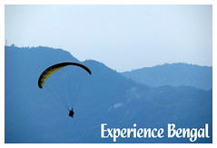 Experience Bengal - Paragliding in Deolo Hill (Kalimpong) (pallab seth) Tags: paragliding deolohill adventuresports kalimpong landscape hillstation hills himalayas monsoon clouds rainyseason bengal india destinations tour tuorism nature dreamylandscape