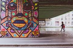 Da Cruz (Marc Hanauer) Tags: fuji fujinon xt1 street streetart streetphotography paris