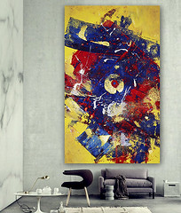**** (abstractumconcreto) Tags: artwork art modern creativity canvas kunst marikahexe modernart mistery moderna acrylic artpainting artpaint abstraction arte arteabstracta artist contemporeryart contemporary contemporarypainting color