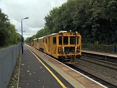 DR80201 Stoneblower @Warwick (Kris Davies (megara_rp)) Tags: warwick warwickshire railway stations trains