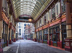 Leadenhall Market (Jocelyn777) Tags: markets architecture london arch leadenhallmarket