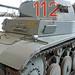 DSC01520 - Panzer IIC Tank