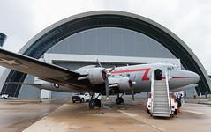 "Douglas C-54E ""Spirit of Freedom"" N500EJ (Vzlet) Tags: bahf berlinairlifthistoricalfoundation berlinairlift operationvittles kiad iad khgr hgr douglas c54 c54e skymaster n500ej a400 a400m 5410 nasm"