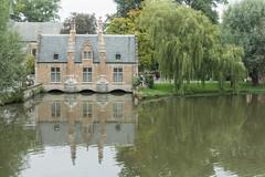 Minnewaterpark - Bruges, Belgium-01644 (gsegelken) Tags: belgium bruges minnewaterpark vantagetravel canal night