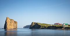 Percé (Luc Jacob) Tags: gaspésie nature vacance vacances villes voyage voyages percé rocher rocherpercé