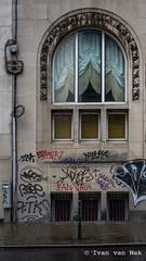 Marsveldstraat, Brussel (Ivan van Nek) Tags: marsveldstraat brussel belgium belgië belgique nikon nikond7200 d7200 doorsandwindows ramenendeuren curtains gordijnen bruxelles