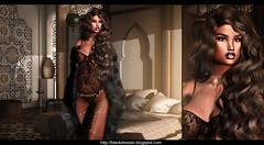 Dubai. (Dress To... (Blog)) Tags: sintiklia glamaffair studioexposure rossi asteria davidheather nanika minimal zerkalo hairfair kustom9 treschic kinkyevent