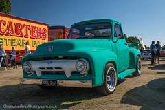 Ford Pick up 1950's (christopherread490) Tags: croxleygreen england unitedkingdom