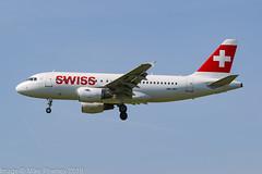 HB-IPT - 1997 build Airbus A319-112, inbound to Zurich (egcc) Tags: 727 a319 a319112 airbus grandsaconnex hbipt kloten lszh lx lightroom swr staralliance swiss swissinternationalairlines zrh zurich