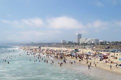 California: June 2018 (Gabrielle Kesecker) Tags: los angeles california santa monica pier rodeo drive beverly hills the grove lax pacific park