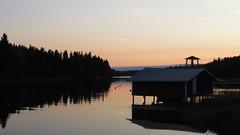 I've left my heart in... (anaira) Tags: virrat baarpuuri finland beach ranta sunset summer calm