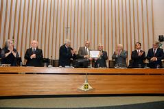 20/08/2018 Título de Cidadão Honorário de Brasília ao Desembargador Roberval Casemiro Belinati