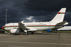 A4O-AJ - EDI 2018 (Martin Third Av'n) Tags: unitedkingdom scotland edinburgh egph edi military a4o a4oaj airbus a319 a319cj omanigovernment transport airliner government