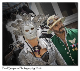 Lincoln Steampunk 2018