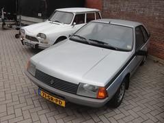 my Renault Fuego GTS 25-3-1981 71-SR-PD (Fuego 81) Tags: renault fuego 1981 71srpd citroën ami break ah0241