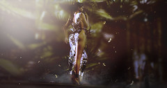 [beautiful creatures] ({{Timaaj}}) Tags: jumo dragonfly night dress