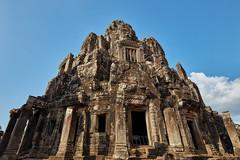 Bayon – Temple (Thomas Mülchi) Tags: bayon temple angkor siemreap cambodia 2018 siemreapprovince angkorthom architecture krongsiemreap kh
