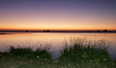 Horizonte cálido 🌊☀️ (pascual 53) Tags: largaexpo navarra amanece ablitas lagunadelor 1635mm canon5ds