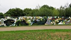 Locatelli / Bassijn - 12 sep 2018 (Ferdinand 'Ferre' Feys) Tags: gent ghent gand belgium belgique belgië streetart artdelarue graffitiart graffiti graff urbanart urbanarte arteurbano ferdinandfeys locatelli