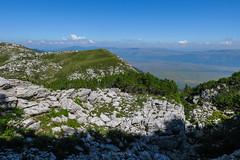 Dinara mountain, Bosnia and Herzegovina (HimzoIsić) Tags: landscape mountain mountainside mountaineering outdoor nature hill blue sky