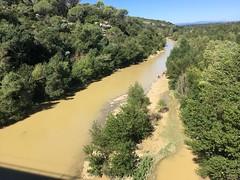 Le Gardon au Pont de Russan après l'orage - IMG_4479 (6franc6) Tags: occitanie languedoc gard 30 août 2018 6franc6 vélo kalkoff vae roadbike