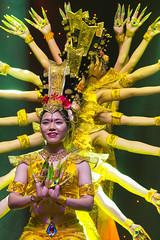 DAG_8959r (crobart) Tags: thousand hand bodhisattva eyes yate dance acrobatic team chinese china canadian national exhibition cne 2018 toronto