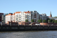 Hamburg: Fischmarkt Altona (Helgoland01) Tags: hamburg elbe river fluss deutschland germany