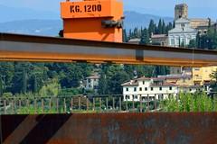 GONG - Eliseo Mattiacci (carlogalletti) Tags: mattiacci firenze forte belvedere san miniato florence italia italy panorama monte scultura moderna arte