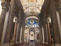 Santa Croce in Gerusalemme Basilica interior, Rome (Pjposullivan1) Tags: santacroceingerusalemme rome catholicchurch truecross baroquearchitecture basilica
