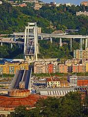 18082121224morandi (coundown) Tags: genova crollo ponte morandi pontemorandi catastrofe bridge stralli impalcato piloni vvf autostrada
