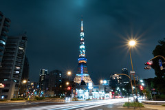 RXV01131-2 (Zengame) Tags: rx rx100 rx100v rx100m5 rx100mk5 sony zeiss architecture illuminated illumination japan landmark lightup night tokyo tokyotower tower ソニー ツアイス ライトアップ 夜 日本 東京 東京タワー 東京都 jp