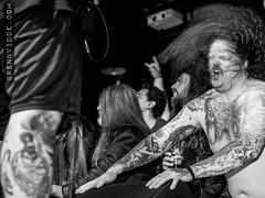 Crowbar (morten f) Tags: monochrome crowbar nola new orleans heavy metal blå blaa oslo norge norway europe 2016 european tour sludge southern doom scene stage live concert konsert people headbang headbanging fan tattoo audience black white blackandwhite