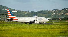 Un avion peut en cacher un autre 🙈 (Maxime C-M ✈) Tags: airplane colors exotic island martinique paris miami passion caribbean antilles aviation travel world america mount sky clouds