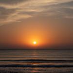 Sunrise at the black sea thumbnail