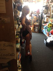after the flood and no Customers (Our Website is www.Michael.tel) Tags: wife sex knickers milf