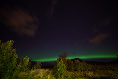 Northern light (alexizor) Tags: islandia iceland aurora auroraboreal auroraborealis northlight