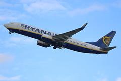 EI-DHN (Rob390029) Tags: eidhn ryanair boeing 737 newcastle airport ncl egnt