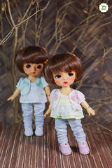 """Yummy Summer"" Collection (Ylang Garden) Tags: latiyellow pukifee pant tanktop coat cardigan"